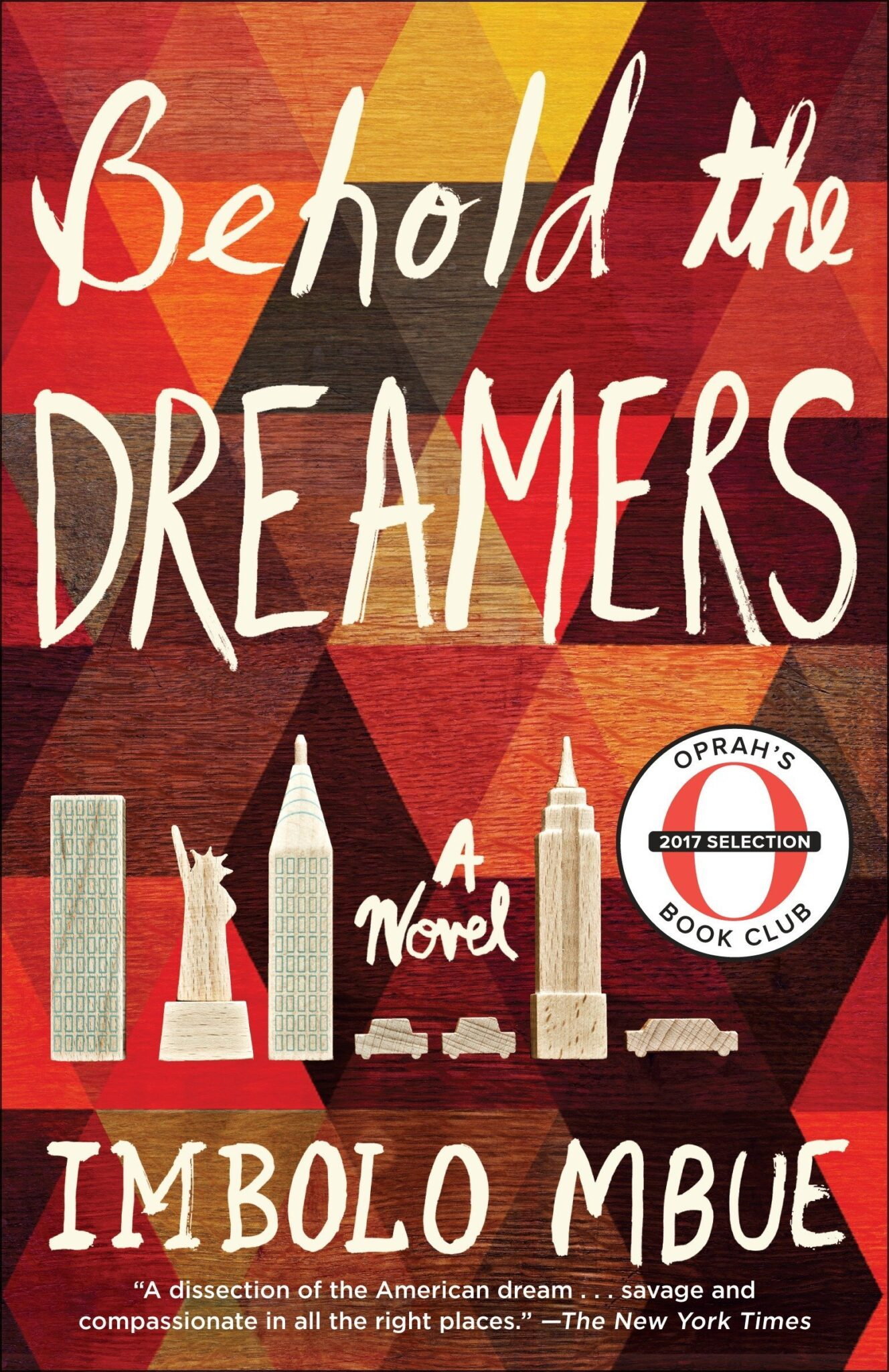 behold the dreamers imbolo mbue