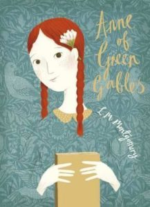 VA Collectors Anne Green Gables