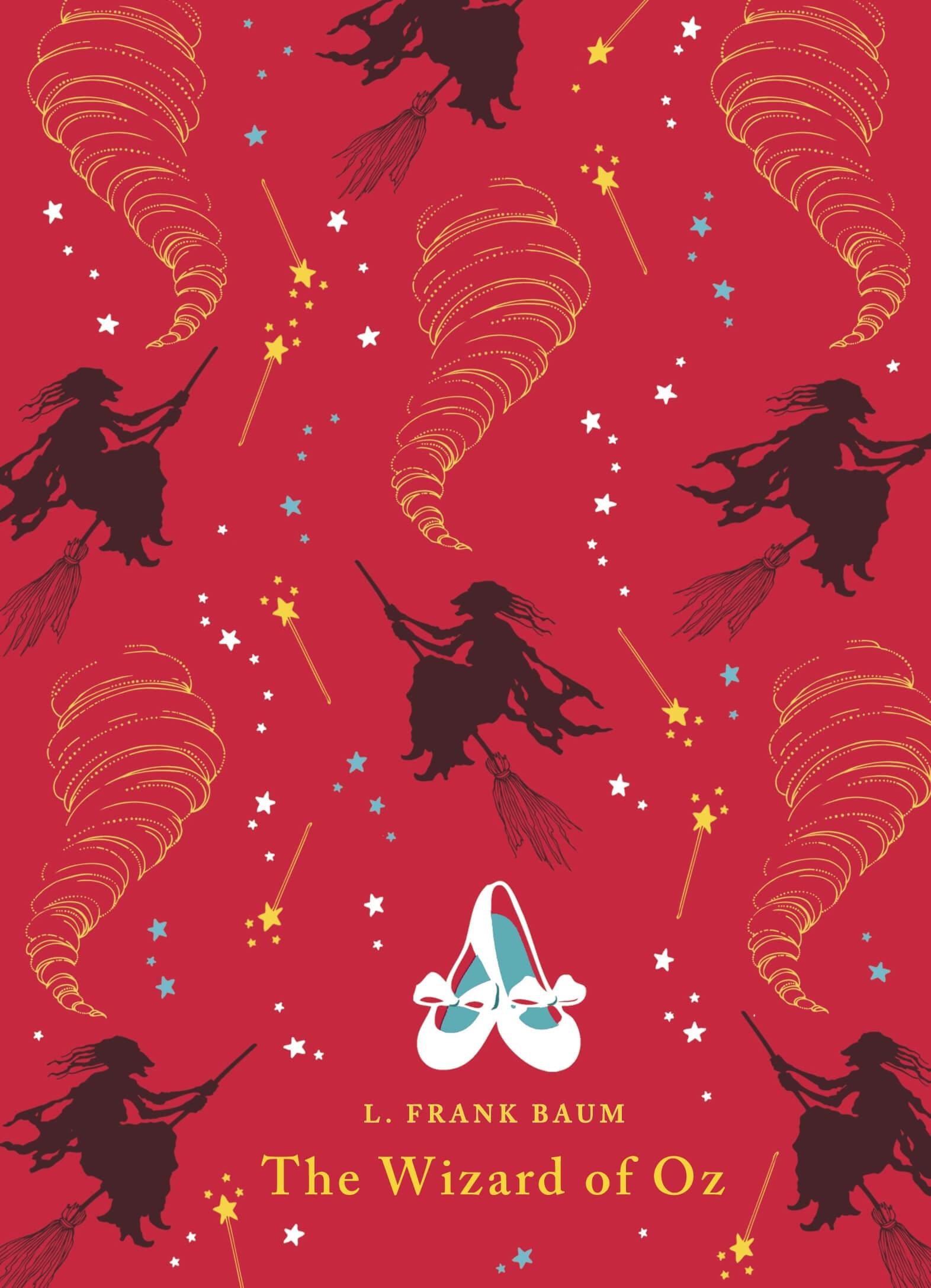 puffin HB classics wizard of oz 1