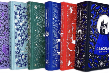 puffin clothbound classics