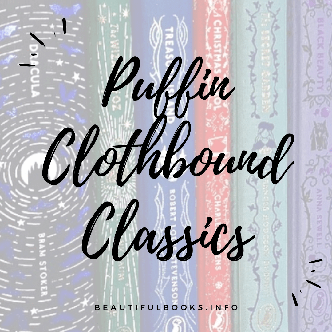 puffin clothbound logo
