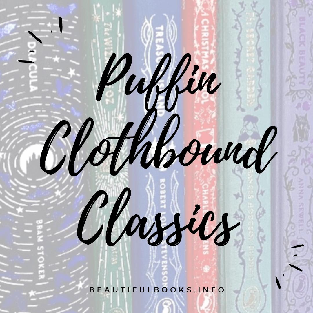 puffin clothbound logo