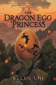 Dragon Egg Princess ellen oh