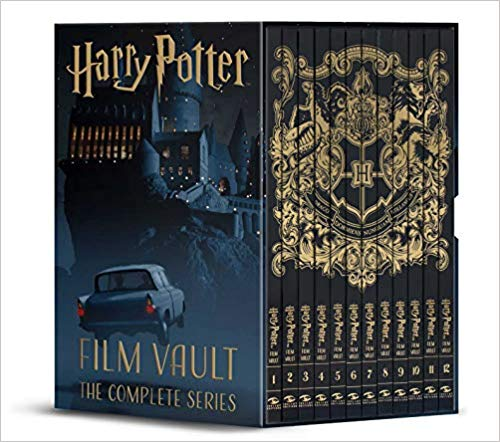Harry Potter Film Vault Boxed Set
