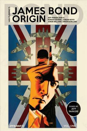James Bond Origin Signed