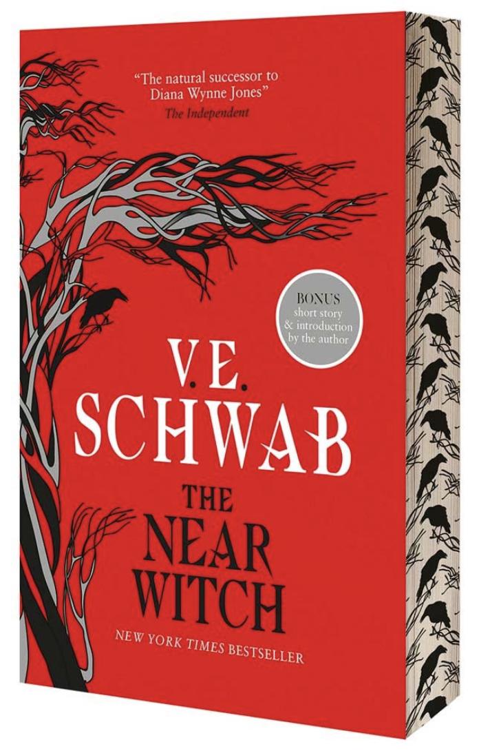 Schwab Near witch sprayed