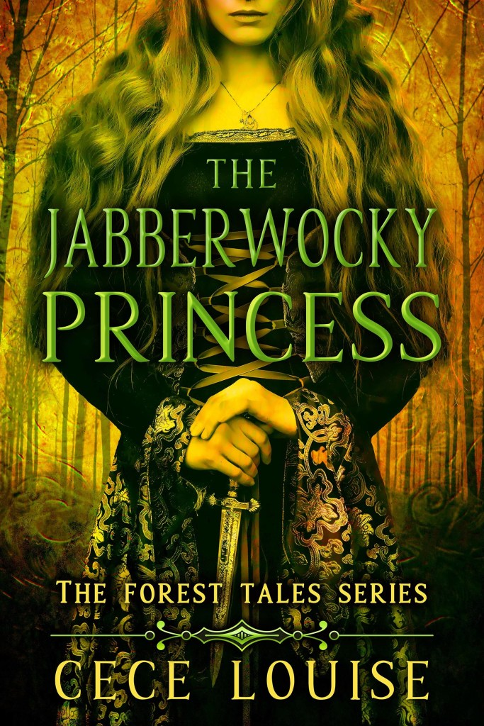 cece louise jabberwocky princess