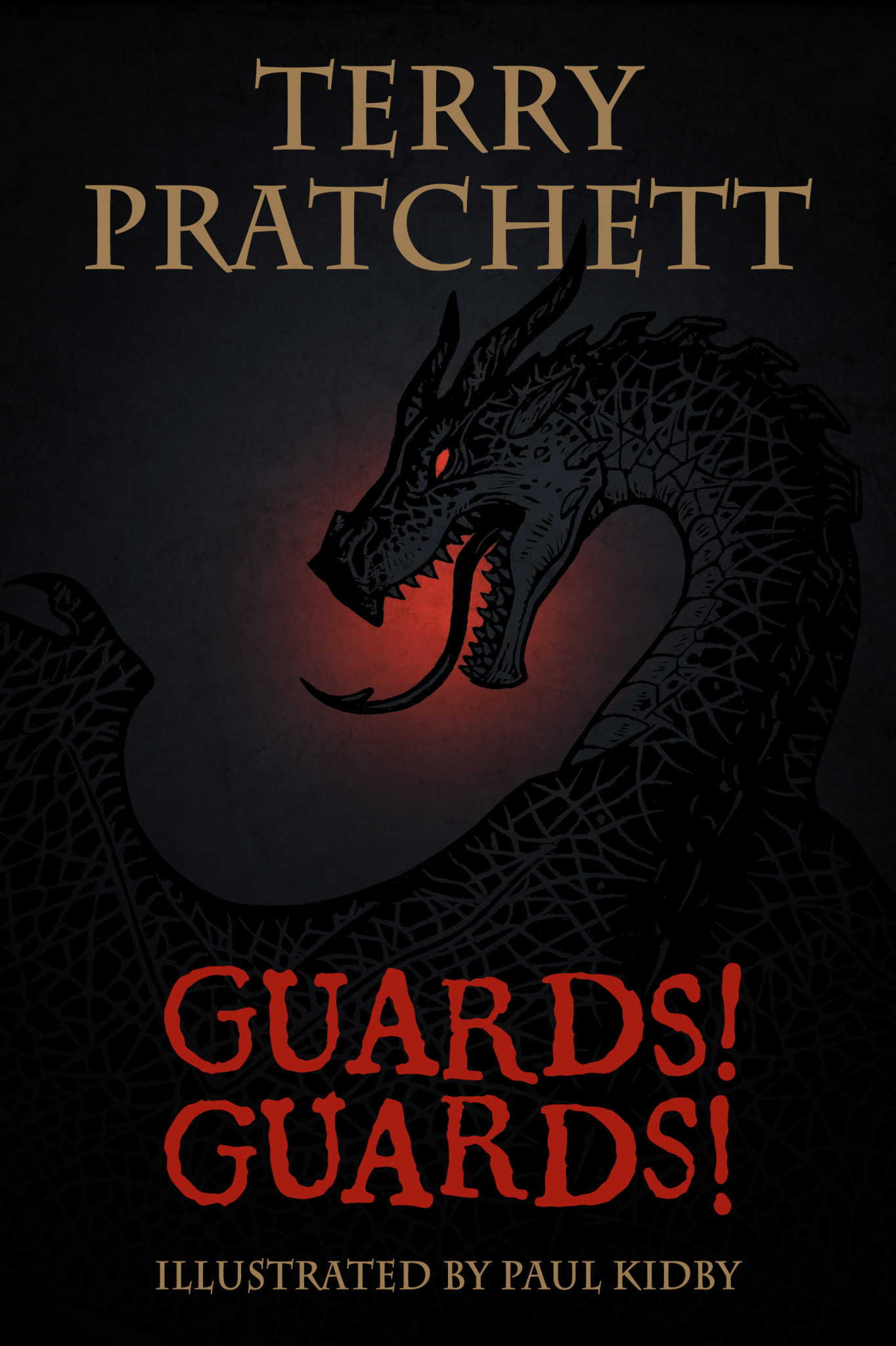 guards guards pratchett kidby special cover