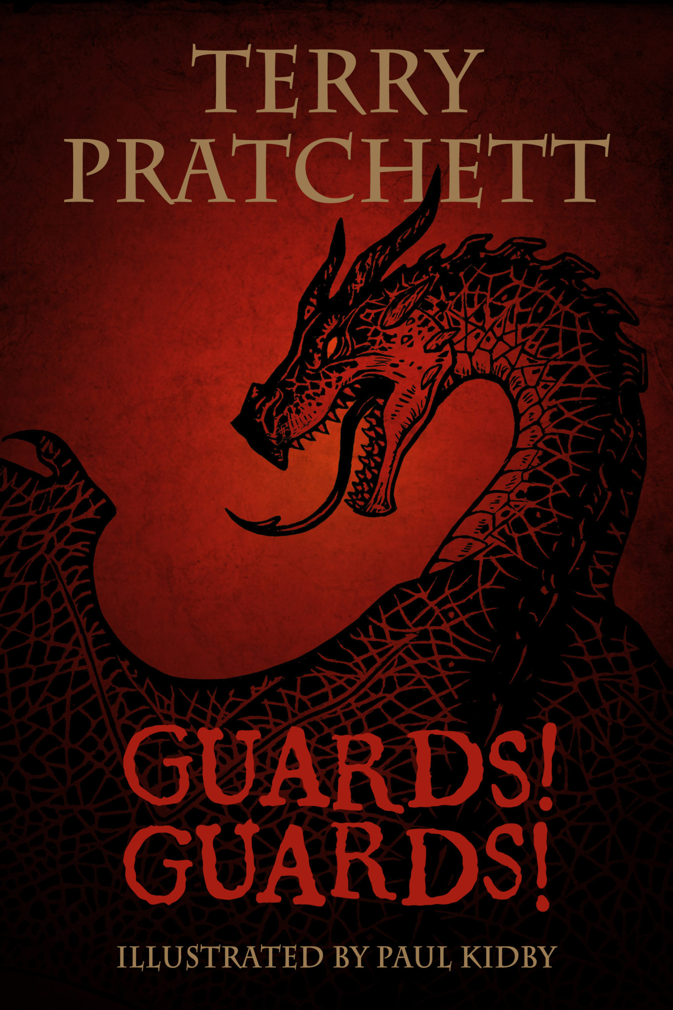 guards guards pratchett kidby standard cover