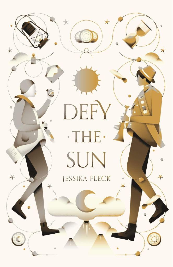 jessika fleck defy the sun
