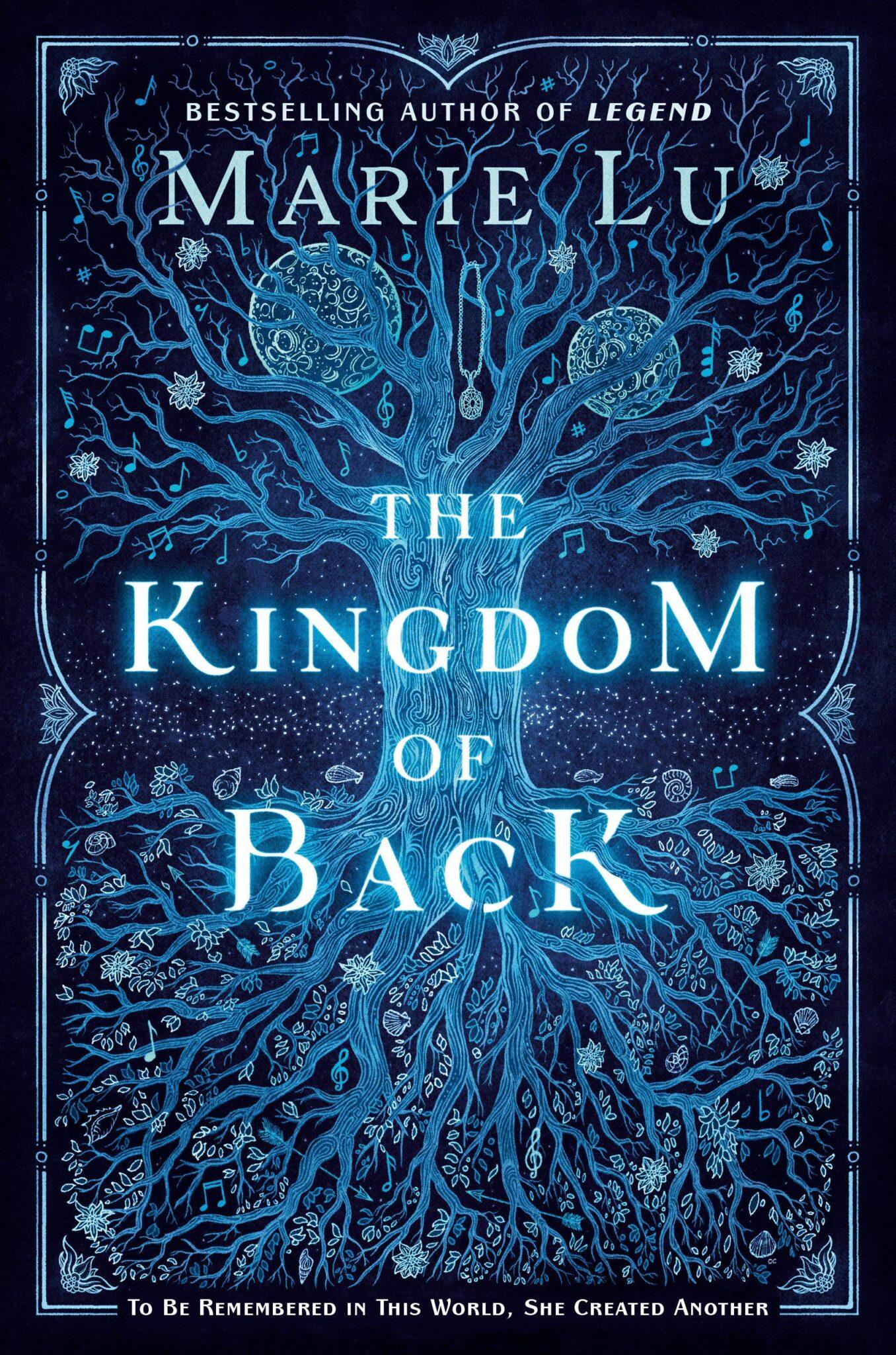 marie lu kingdom of back