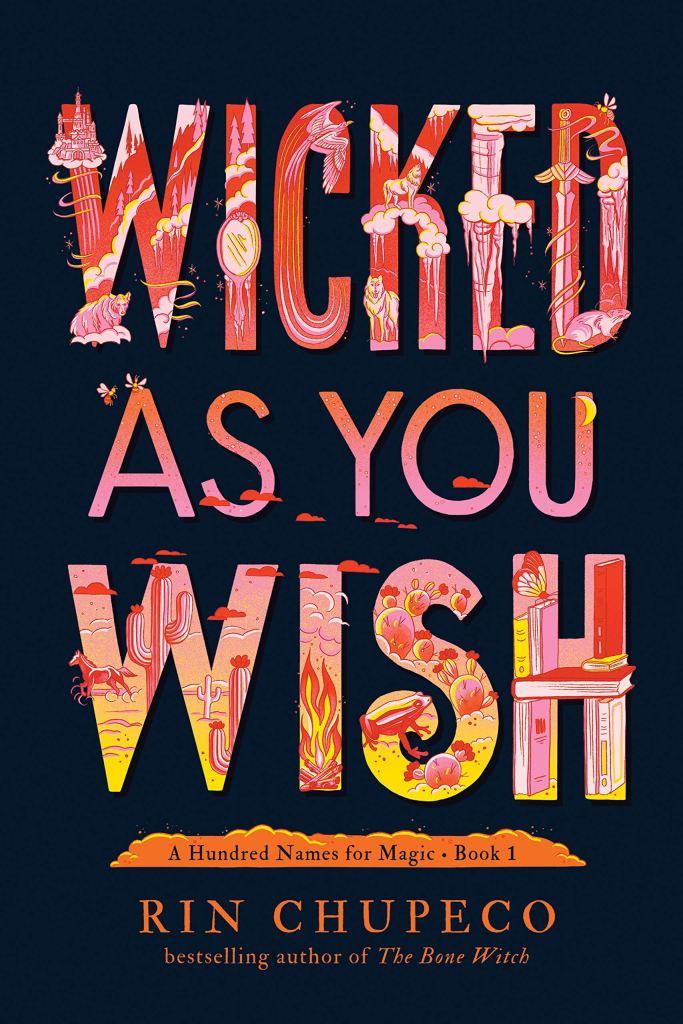 rin chupeco wicked as you wish