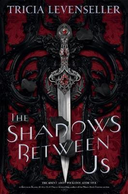 shadows between us cover trish levenseller