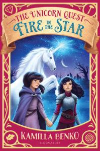 unicorn quest fire in the star cover