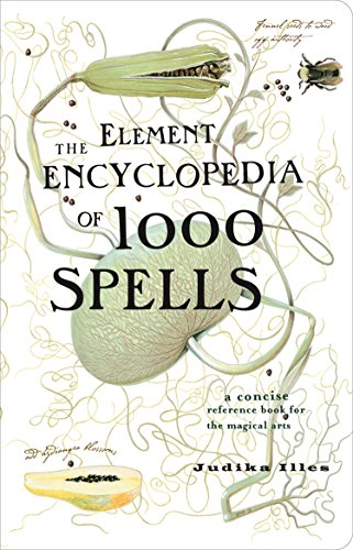 element encyclopedia 1000 spells