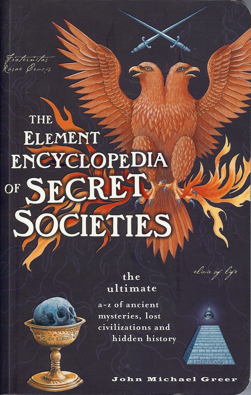 element encyclopedia secret societies
