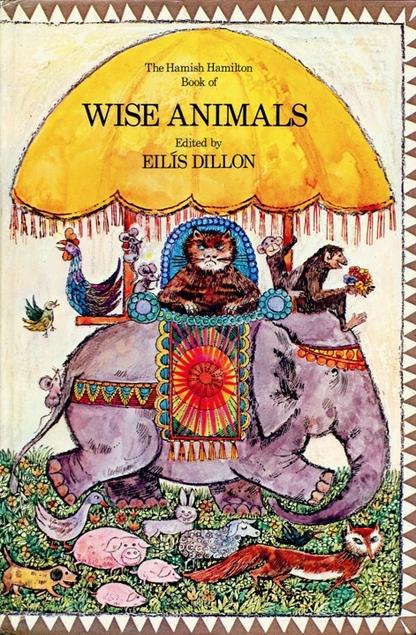 hamish hamilton book of animals dillon