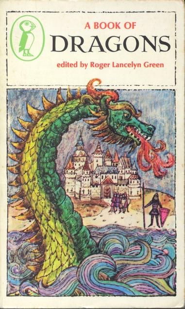 hamish hamilton book of dragons green PB