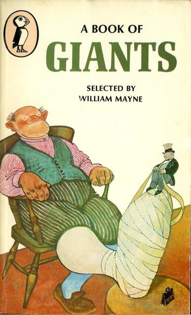 hamish hamilton book of giants mayne PB