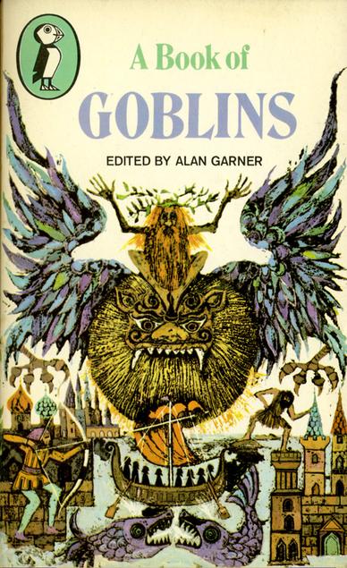 hamish hamilton book of goblins garner PB