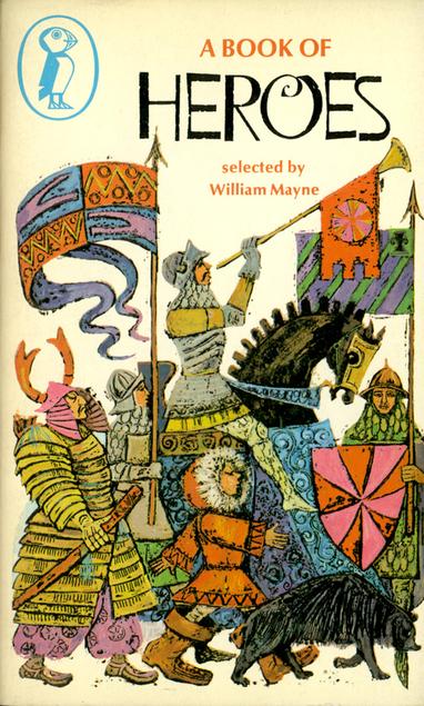hamish hamilton book of heroes mayne PB