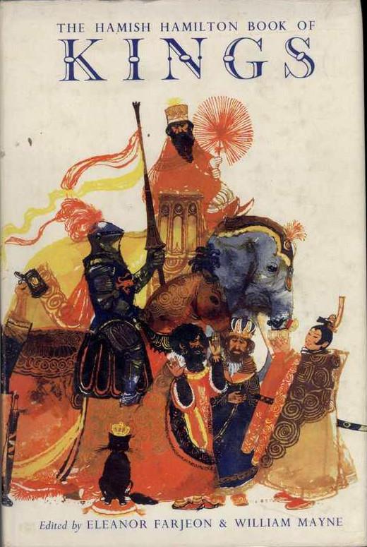 hamish hamilton book of kings farjeon