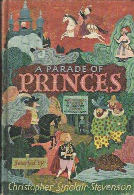hamish hamilton book of princes sinclair