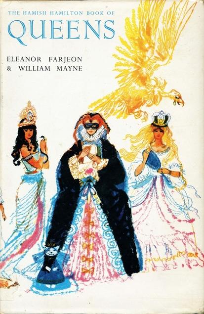 hamish hamilton book of queens farjeon