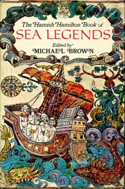 hamish hamilton book of sea legends brown