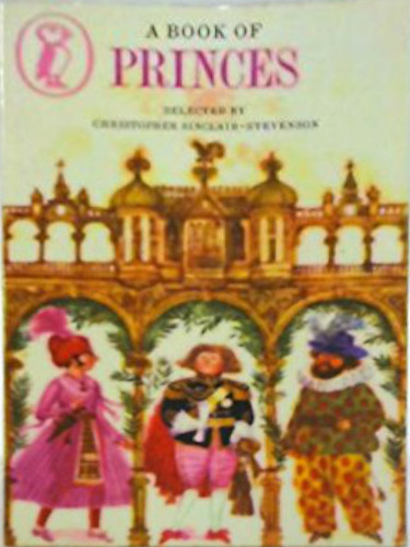 puffin book of princes sinclair PB