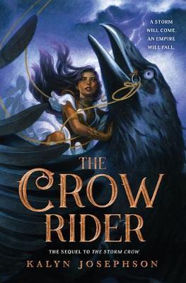 crow rider josephson