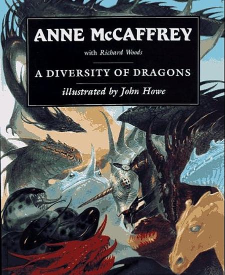 diversity of dragons mccaffrey