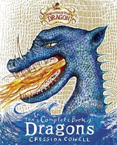 incomplete book of dragons cowell