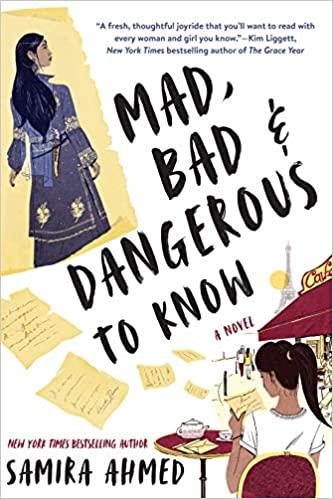 mad bad dangerous ahmed