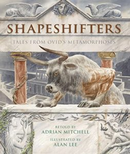 shapeshifters mitchell lee