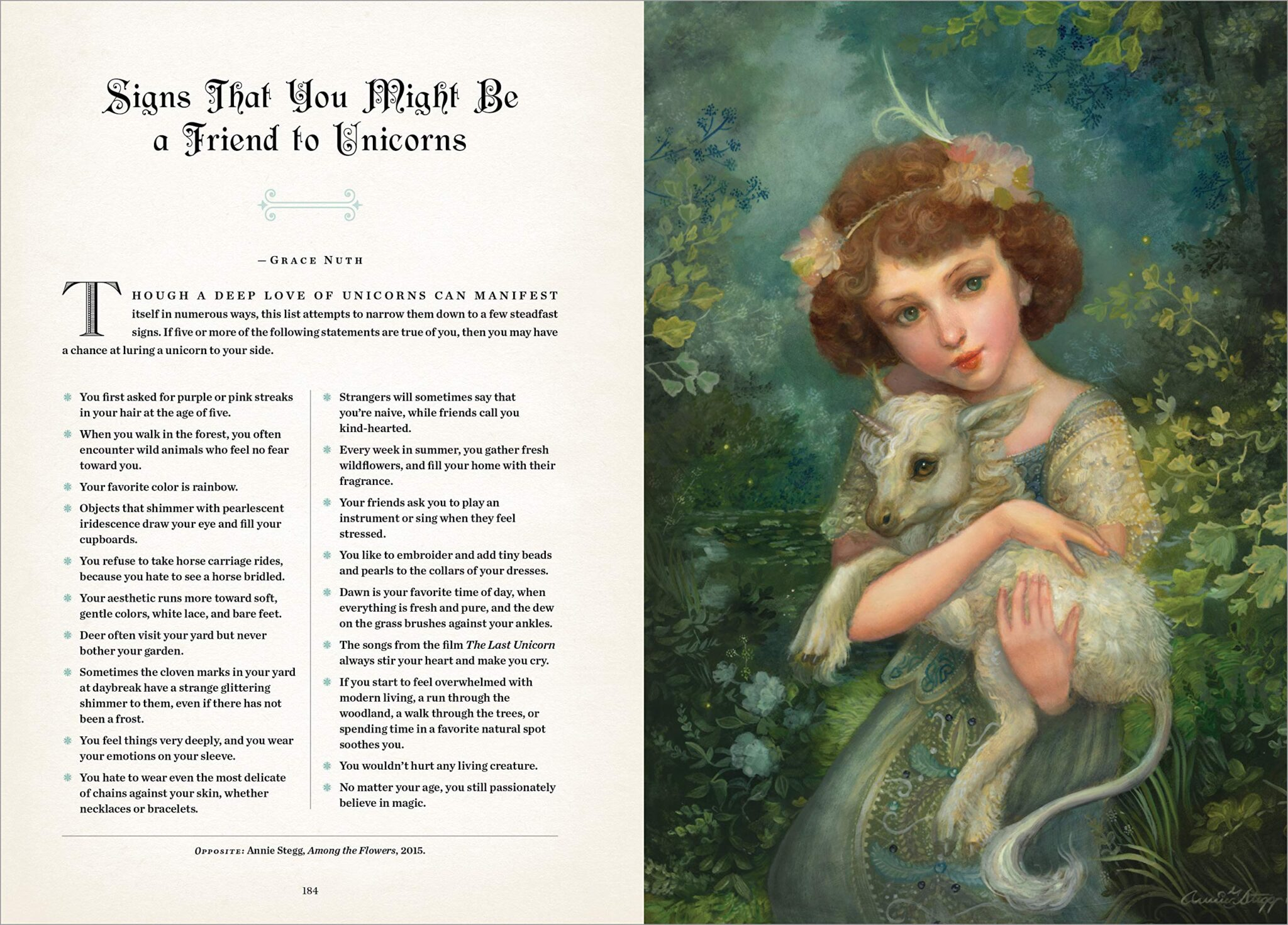 unicorn handbook int 5 friends