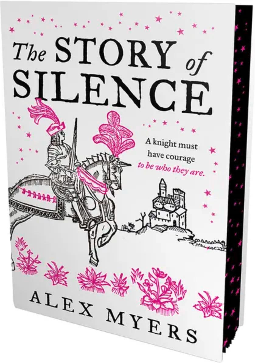 alex myers story silence sprayed
