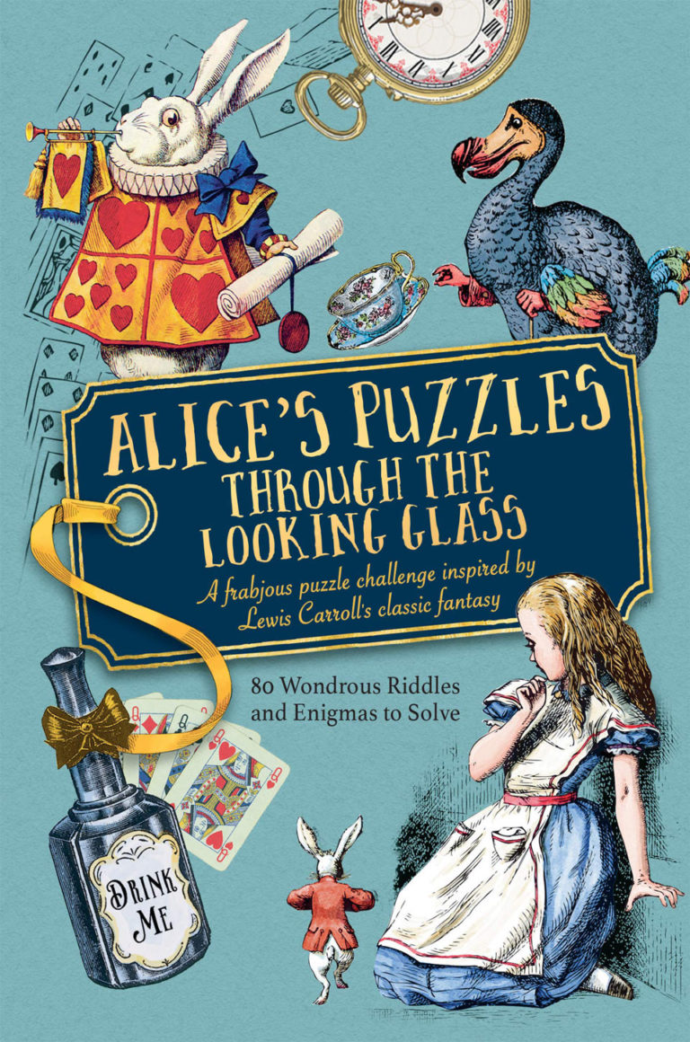 alice puzzles ward cover
