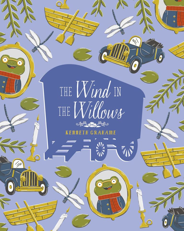 arcturus wind in the willows cover