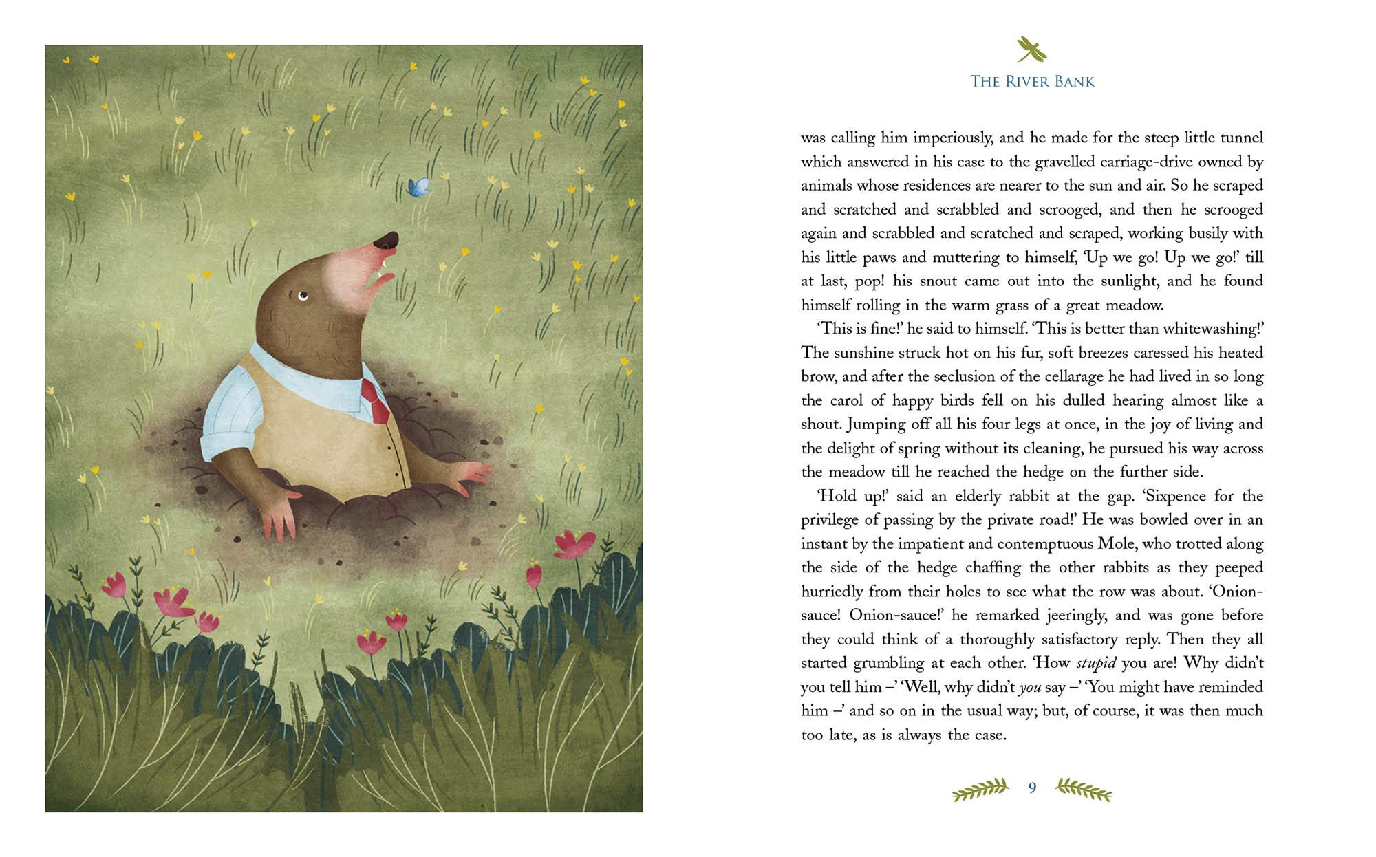 arcturus wind in the willows int 1