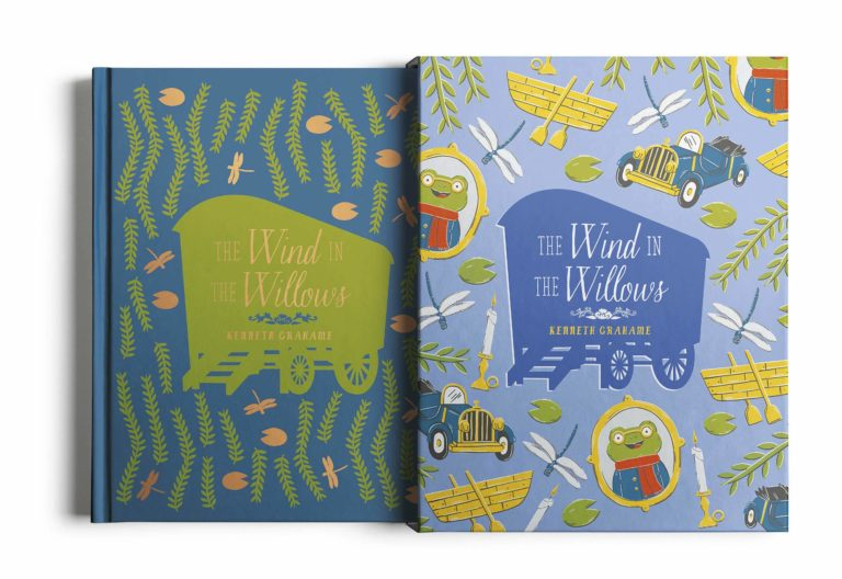 arcturus wind in the willows slipcase