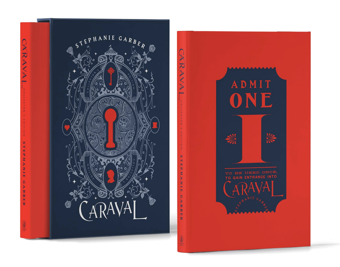caraval collectors edition