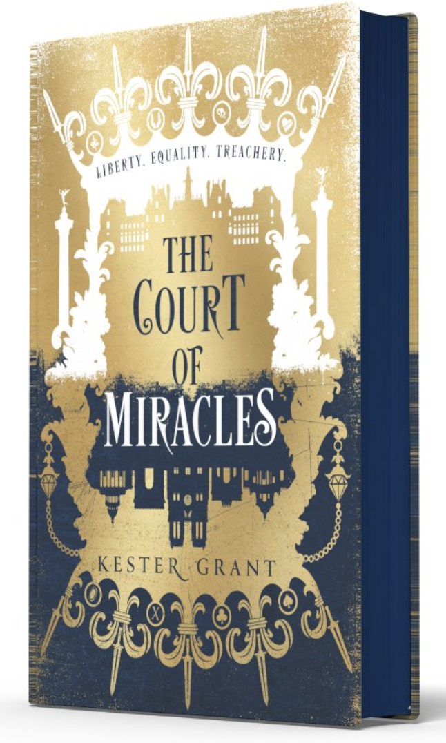 court of miracles sprated edges kester