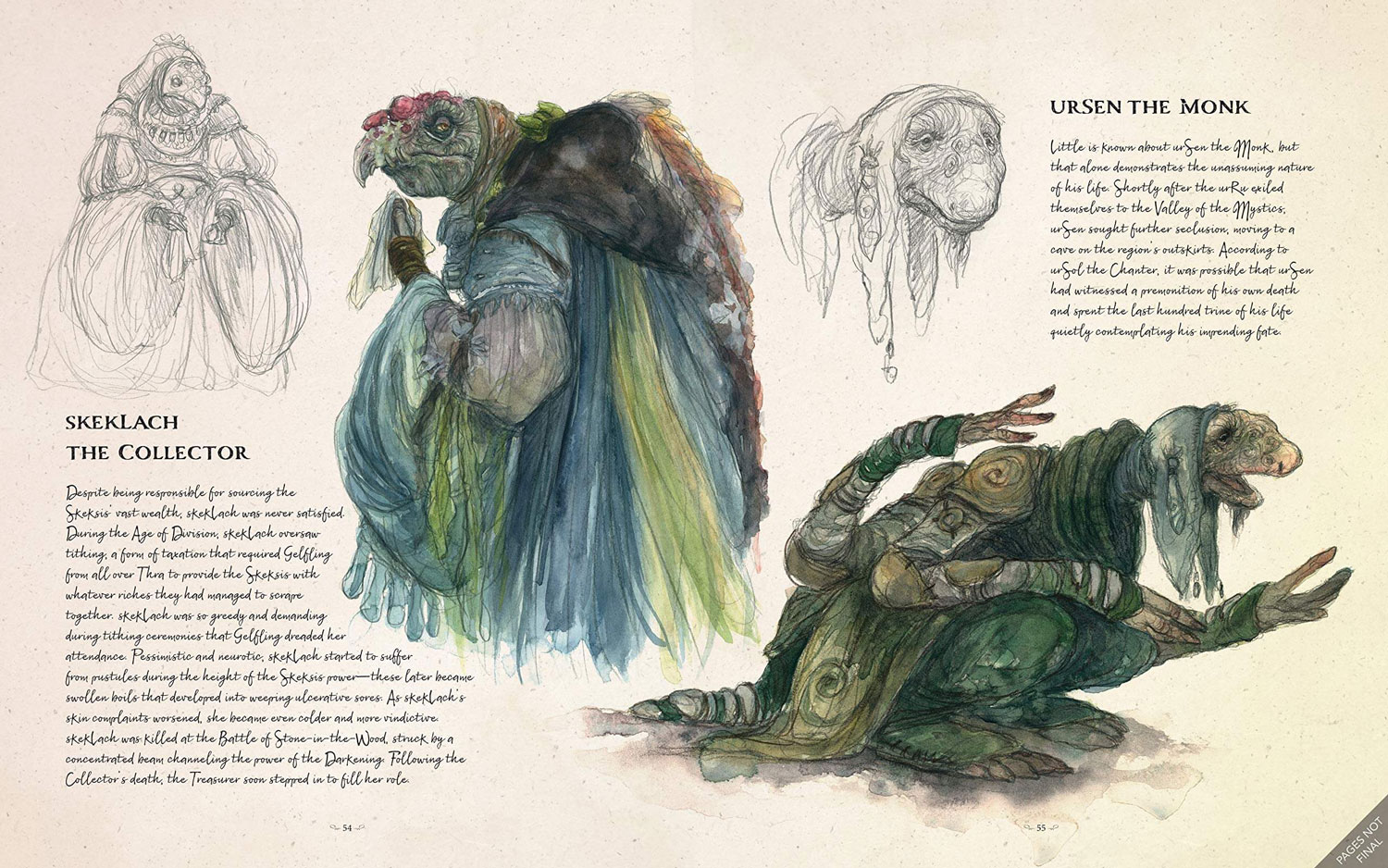 dark crystal bestiary int 3