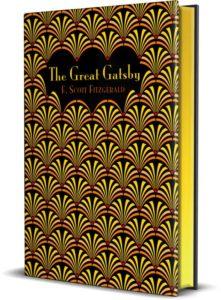 great gatsby f scott fitzgerald chiltern cover