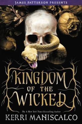 kerri maniscalco kingdom of the wicked
