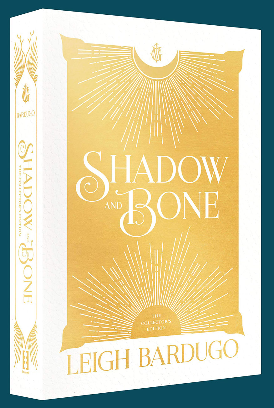 leigh bardugo shadow bone collector ed box