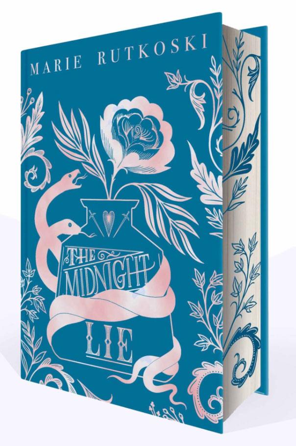 marie rutkoski midnight lie fairy loot
