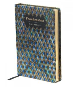 mary shelley frankenstein chiltern cover