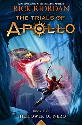 rick riordan trials of apollo 5 tower of nero